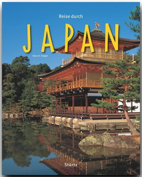Reise durch Japan als Buch (gebunden)