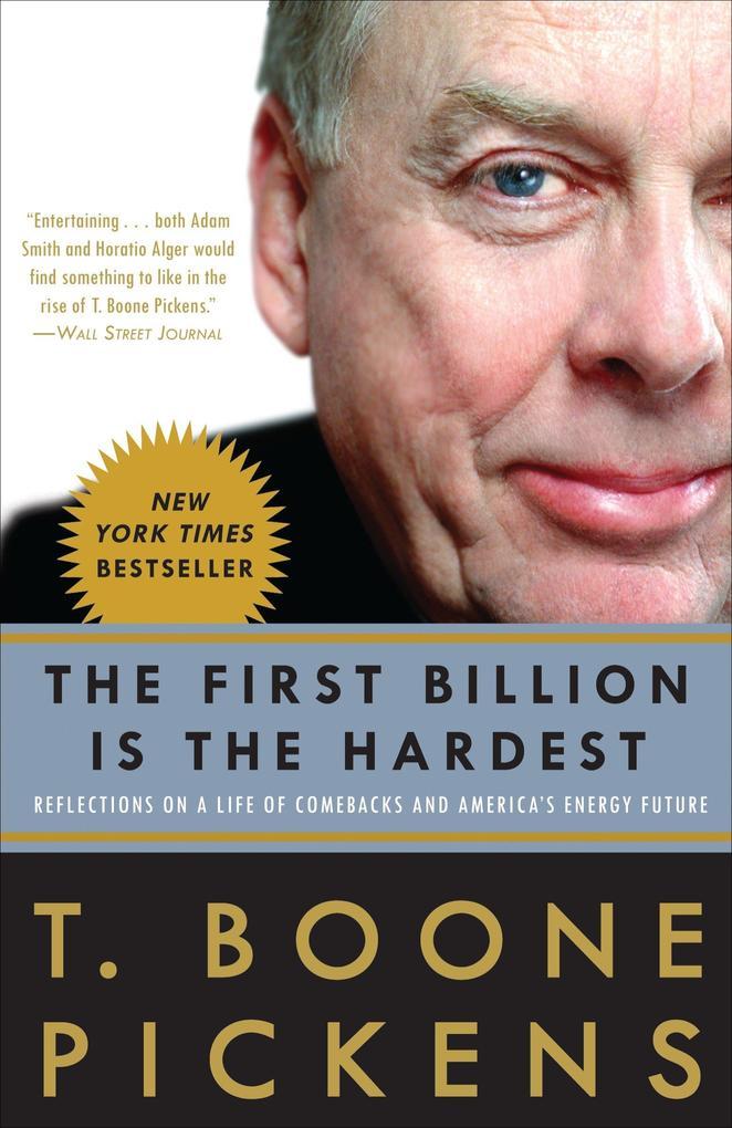 The First Billion Is the Hardest als Taschenbuch