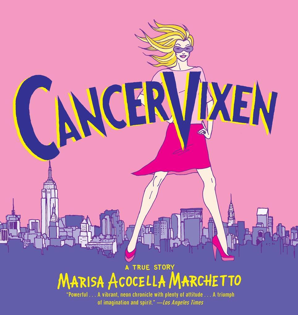 Cancer Vixen als Taschenbuch
