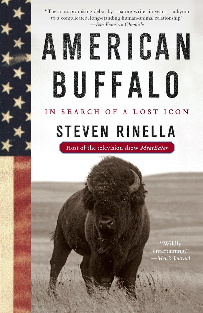 American Buffalo: In Search of a Lost Icon als Taschenbuch
