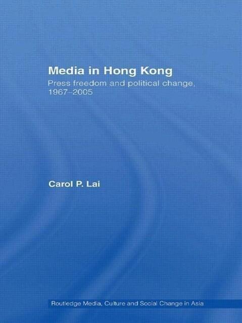 Media in Hong Kong als Taschenbuch