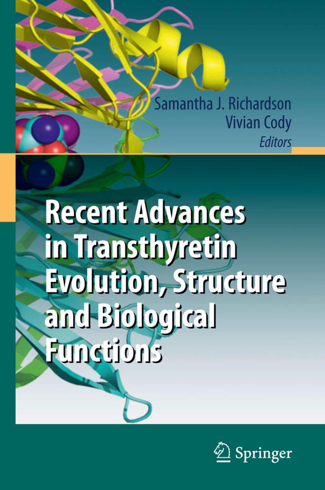 Recent Advances in Transthyretin Evolution, Structure and Biological Functions als Buch (gebunden)