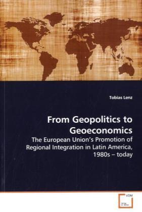 From Geopolitics to Geoeconomics als Buch (kartoniert)