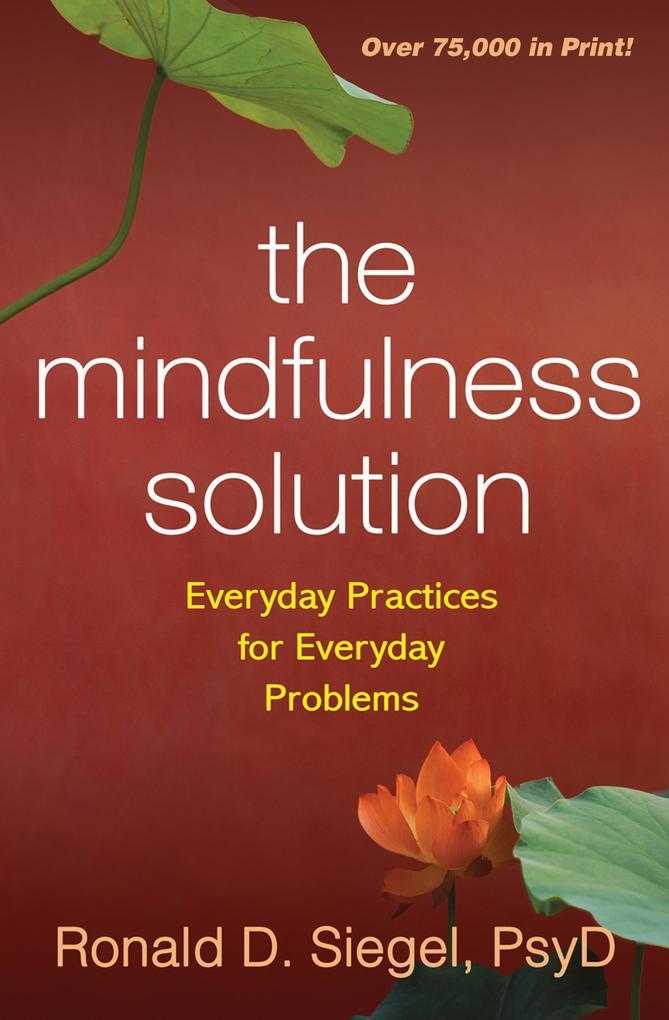 The Mindfulness Solution als Taschenbuch