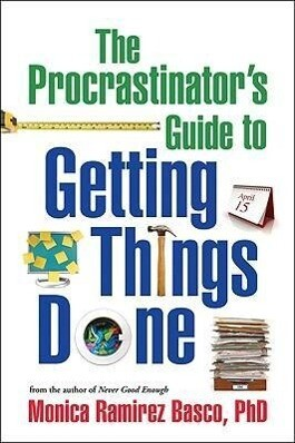 The Procrastinator's Guide to Getting Things Done als Taschenbuch