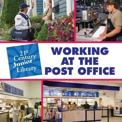 Working at the Post Office als Buch (gebunden)