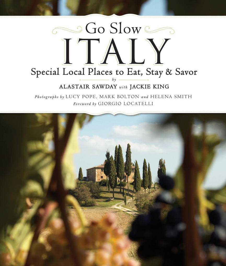 Go Slow Italy als Taschenbuch