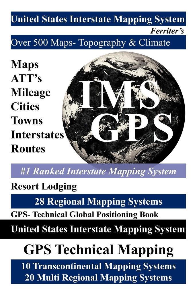 United States Interstate Mapping System: 1st Edition als Taschenbuch