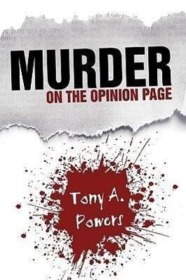 Murder on the Opinion Page als Buch (gebunden)