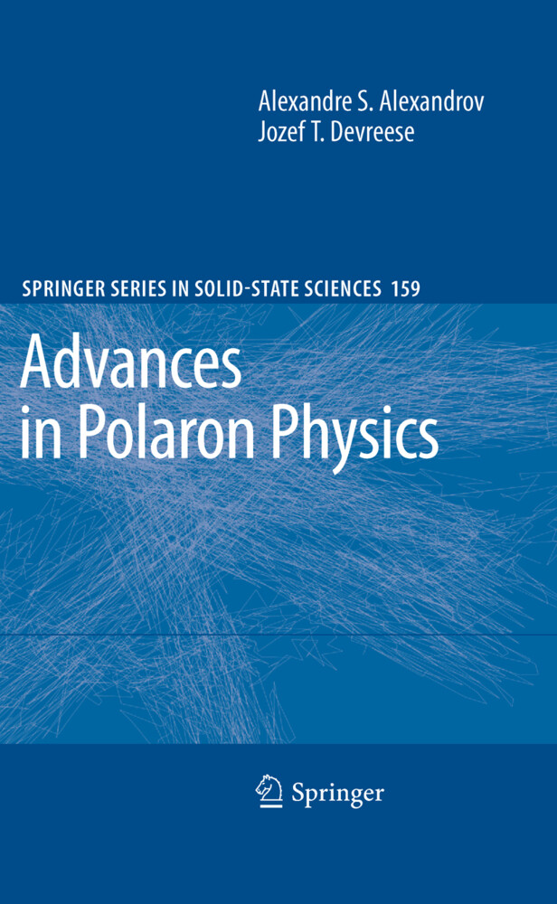 Advances in Polaron Physics als Buch (gebunden)