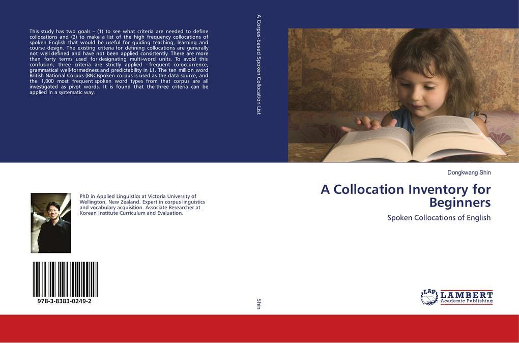 A Collocation Inventory for Beginners als Buch (gebunden)