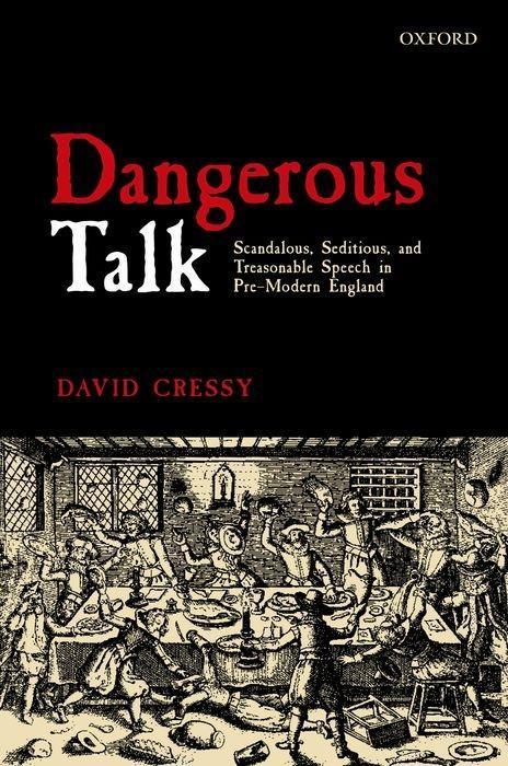 Dangerous Talk als Buch (gebunden)