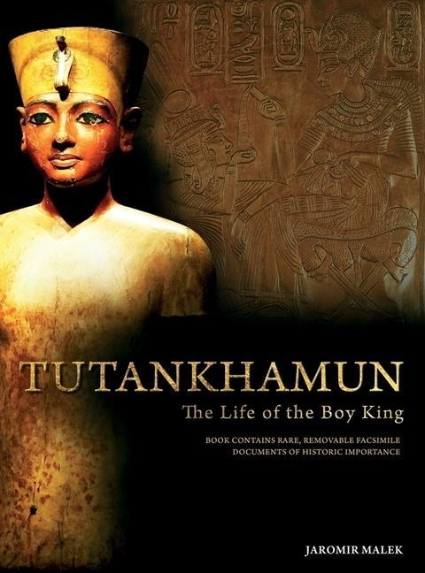 Tutankhamun: The Story of Egyptology's Greatest Discovery als Buch (gebunden)