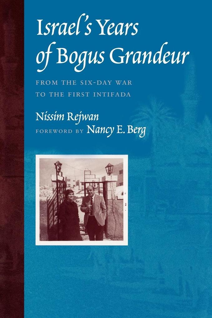 Israel's Years of Bogus Grandeur als Taschenbuch