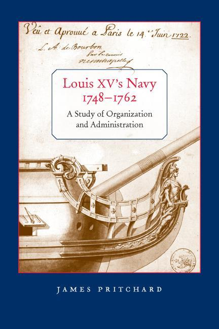 Louis XV's Navy, 1748-1762 als Taschenbuch