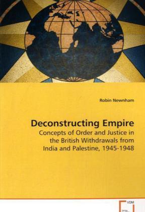 Deconstructing Empire als Buch (kartoniert)