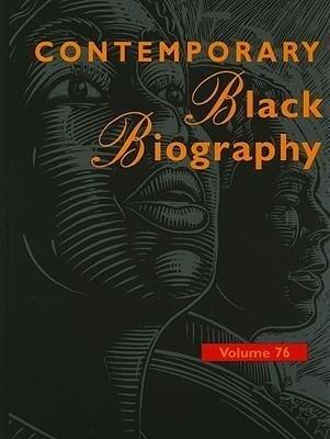Contemporary Black Biography: Profiles from the International Black Community als Buch (gebunden)