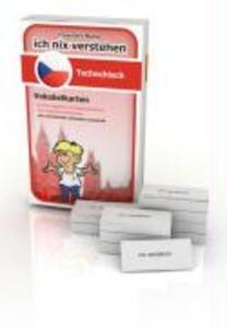 Tschechisch Eweiterungspaket Vokabelkarten Ich-Nix-Verstehen als Buch
