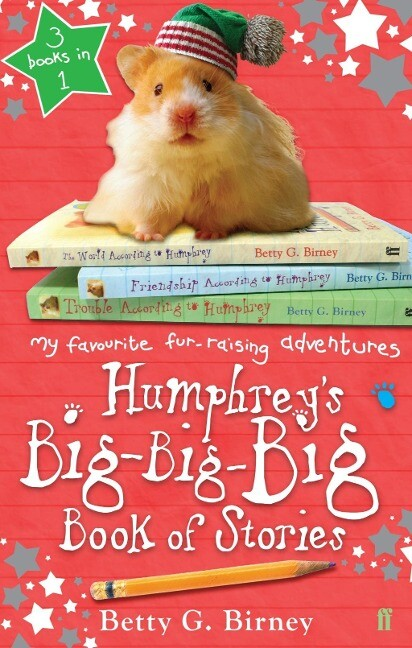 Humphrey'S Big-Big-Big Book of Stories als Taschenbuch