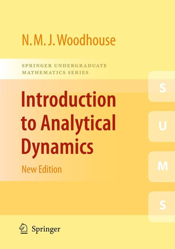 Introduction to Analytical Dynamics als Buch (kartoniert)