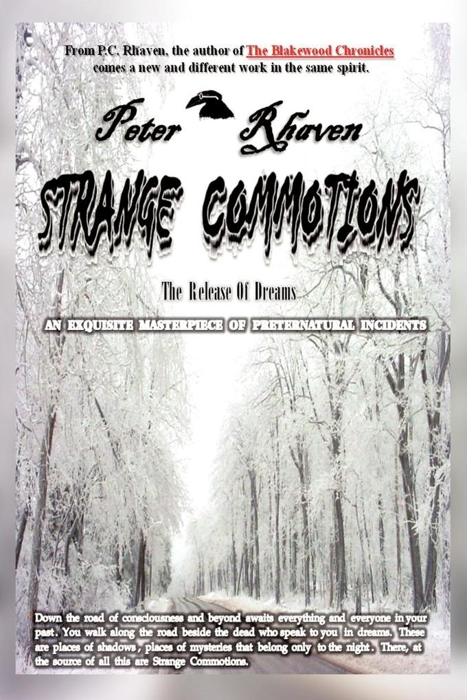 Strange Commotions: The Release of Dreams als Taschenbuch
