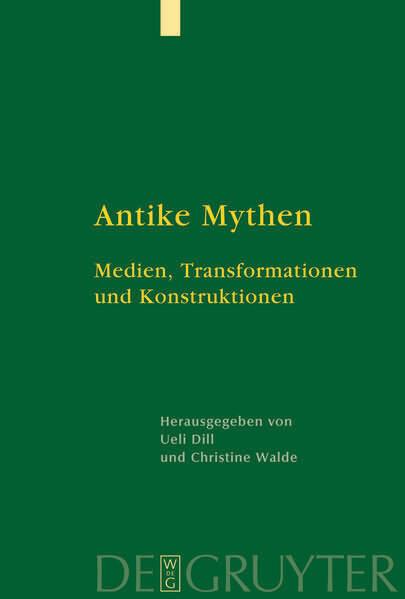 Antike Mythen als Buch (gebunden)