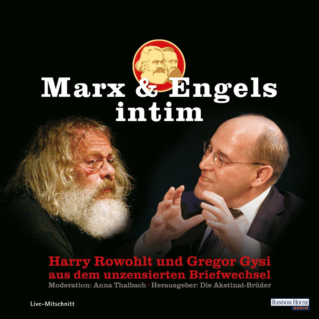 Marx & Engels intim als Hörbuch Download