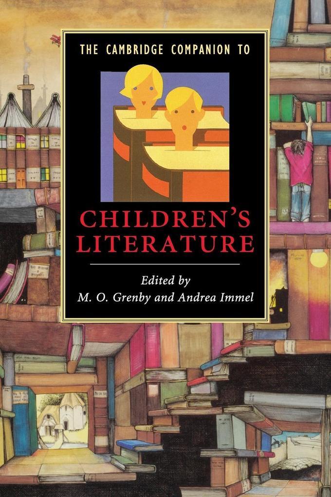 The Cambridge Companion to Children's Literature als Buch (kartoniert)