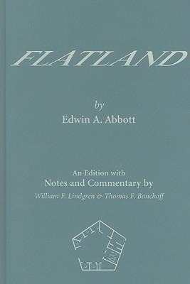 Flatland: An Edition with Notes and Commentary als Buch (gebunden)