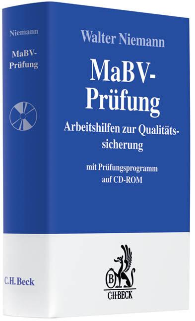 MaBV-Prüfung, m. CD-ROM als Buch (gebunden)