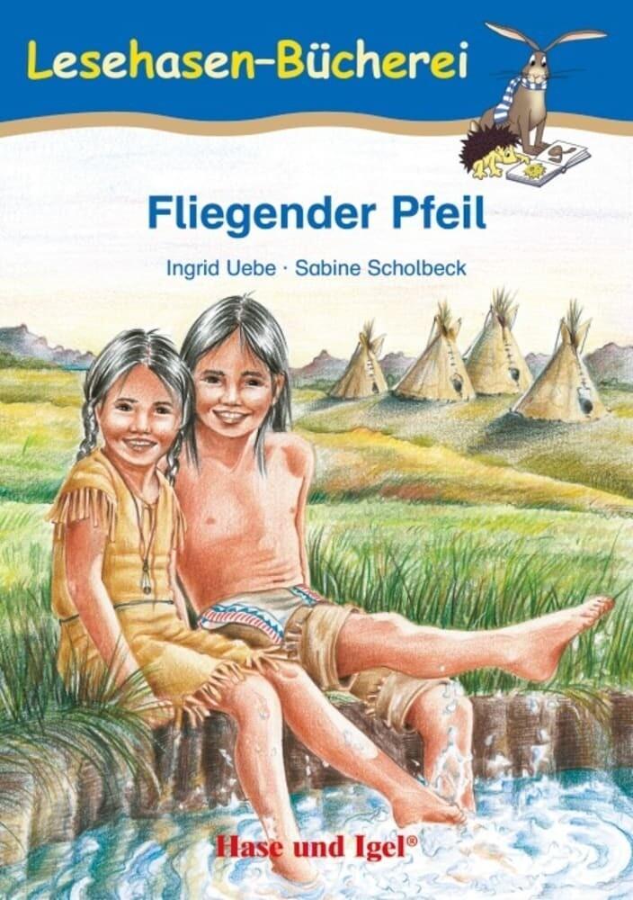 Fliegender Pfeil als Buch (kartoniert)