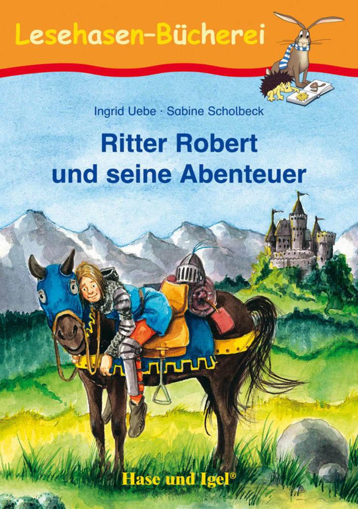 Ritter Robert und seine Abenteuer als Buch (kartoniert)