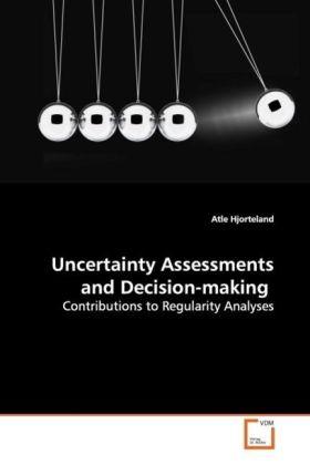 Uncertainty Assessments and Decision-making als Buch (gebunden)