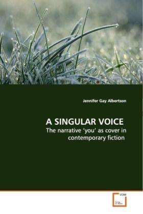 A SINGULAR VOICE als Buch (gebunden)