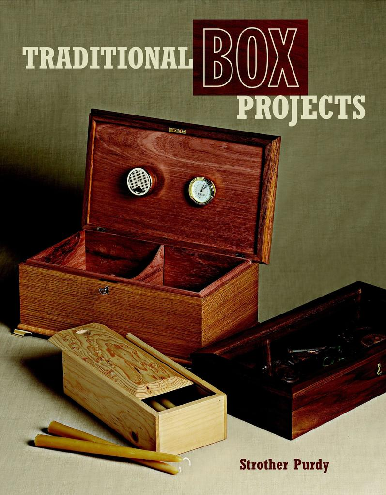 Traditional Box Projects als Taschenbuch
