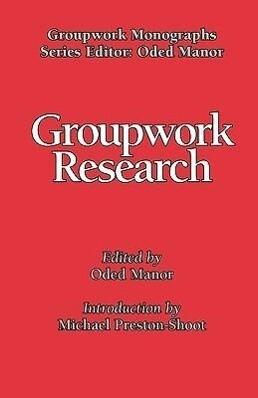 Groupwork Research als Taschenbuch