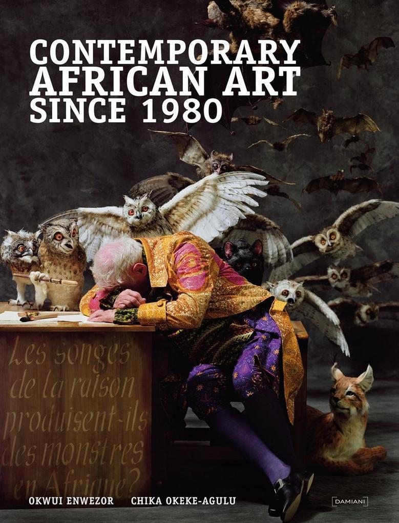 Contemporary African Art Since 1980 als Taschenbuch