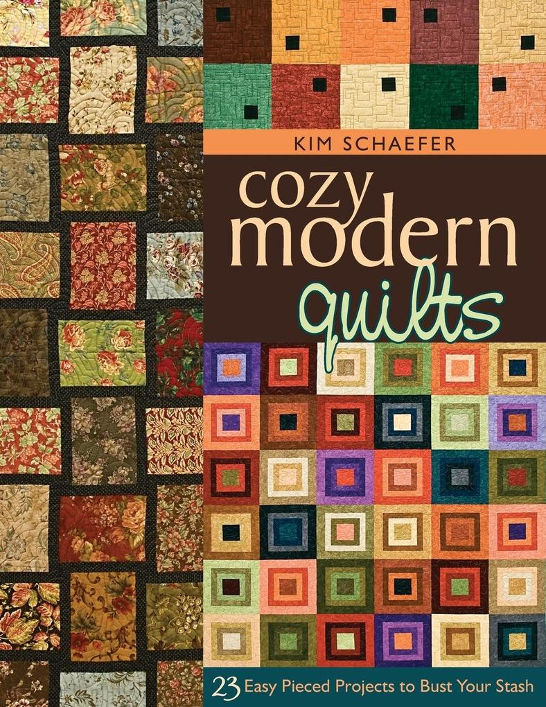 Cozy Modern Quilts - Print-On-Demand Edition als Taschenbuch