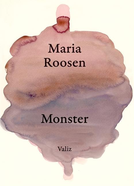 Maria Roosen: Monster als Buch (gebunden)