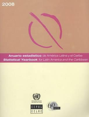 Statistical Yearbook for Latin America and the Caribbean 2008 als Taschenbuch