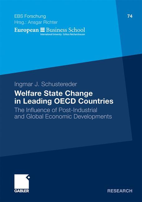 Welfare State Change in Leading OECD Countries als Buch (kartoniert)