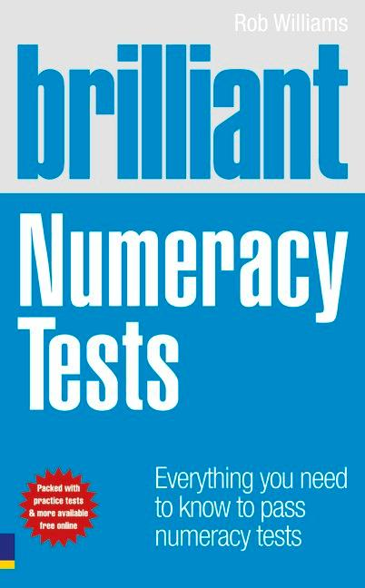 Brilliant Numeracy Tests: Everything You Need to Know to Pass Numeracy Tests als Taschenbuch
