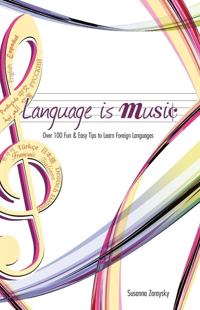 Language Is Music als Buch (kartoniert)