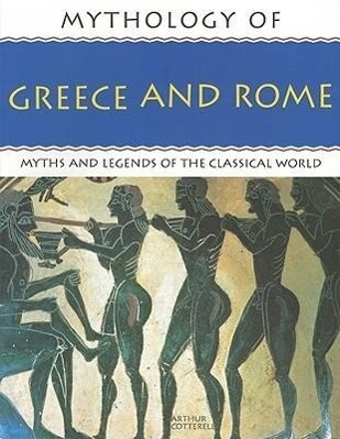 Mythology of Greece and Rome als Taschenbuch