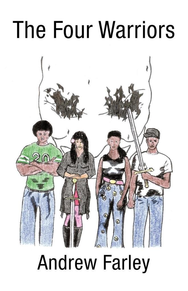 The Four Warriors als Taschenbuch