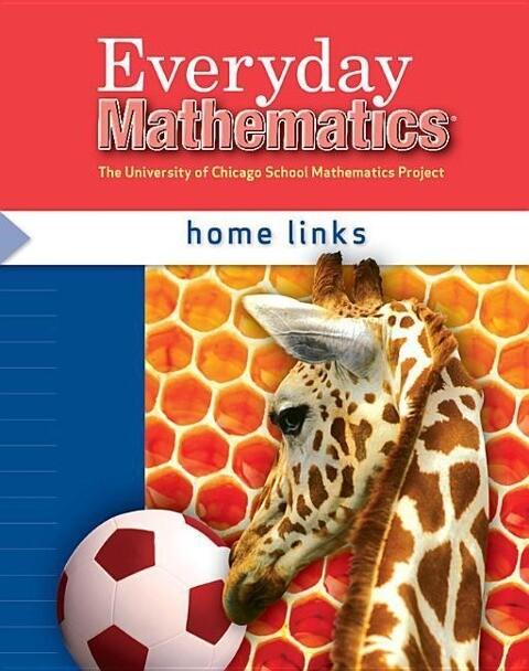 Everyday Math - Consumable Home Links Grade 1 als Taschenbuch