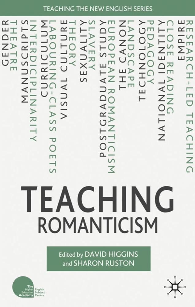 Teaching Romanticism als Buch (gebunden)
