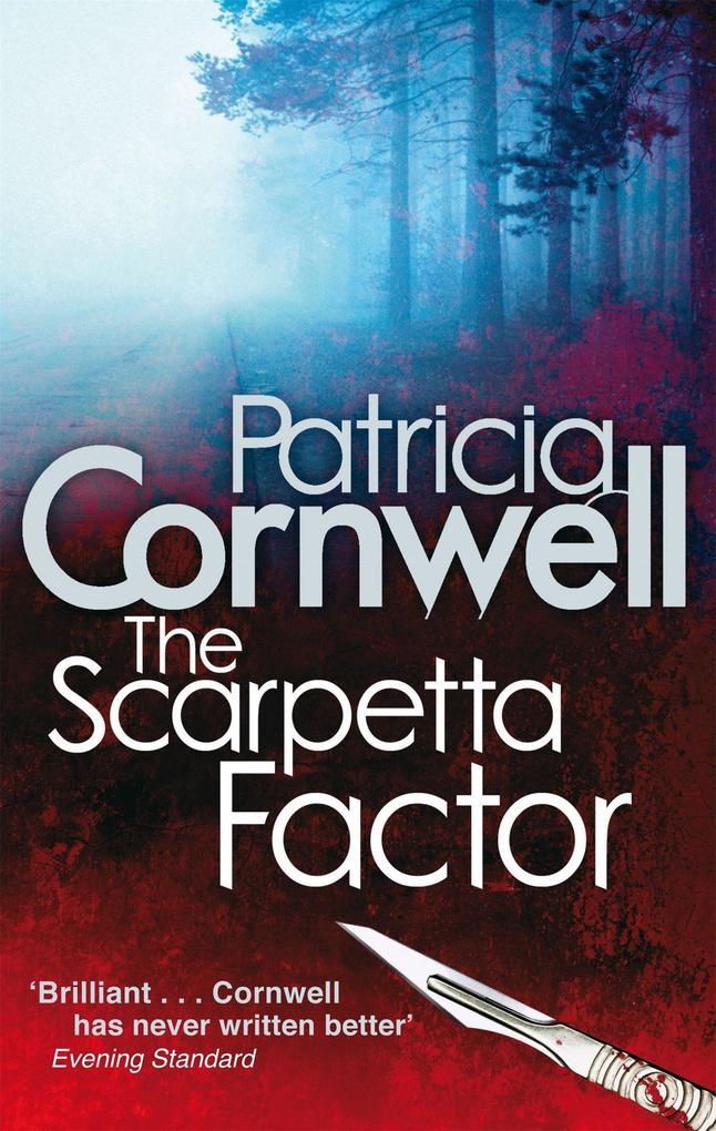 The Scarpetta Factor als Taschenbuch