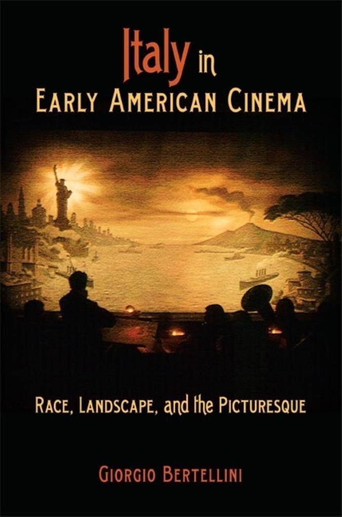 Italy in Early American Cinema als Taschenbuch
