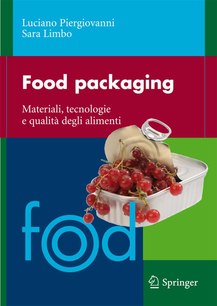 Food packaging als Buch (kartoniert)
